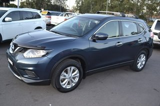 2016 Nissan X-Trail T32 ST X-tronic 4WD Blue 7 Speed Constant Variable Wagon