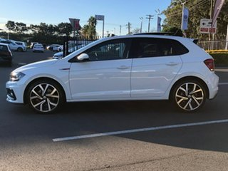 2019 Volkswagen Polo AW MY19 GTI DSG White 6 Speed Sports Automatic Dual Clutch Hatchback