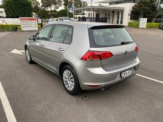2016 Volkswagen Golf 7 92TSI Silver Sports Automatic Dual Clutch