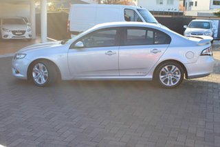 2009 Ford Falcon Silver Automatic