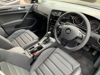 2019 Volkswagen Golf 7.5 MY20 110TSI DSG Highline Black 7 Speed Sports Automatic Dual Clutch