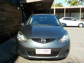 2010 Mazda 2 DE10Y1 Neo Grey 4 Speed Automatic Hatchback