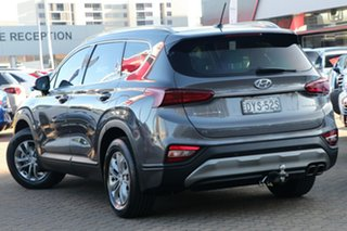 2018 Hyundai Santa Fe TM Active CRDi (AWD) Magnetic Force (grey) 8 Speed Automatic Wagon.