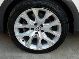 2014 Volkswagen Passat Type 3C MY14.5 Alltrack DSG 4MOTION White 6 Speed.