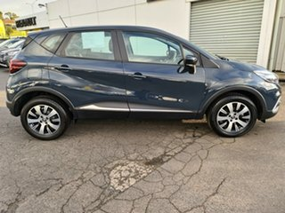 2017 Renault Captur J87 Zen EDC Blue 6 Speed Sports Automatic Dual Clutch Hatchback