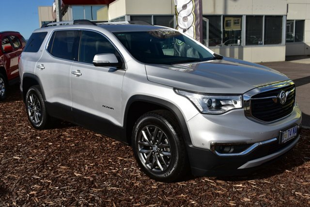 Used Holden Acadia AC MY19 LTZ 2WD, 2019 Holden Acadia AC MY19 LTZ 2WD Nitrate 9 Speed Sports Automatic Wagon