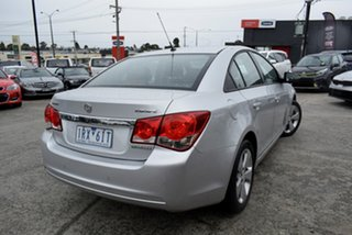 2012 Holden Cruze JH Series II MY12 CD Silver 6 Speed Sports Automatic Sedan