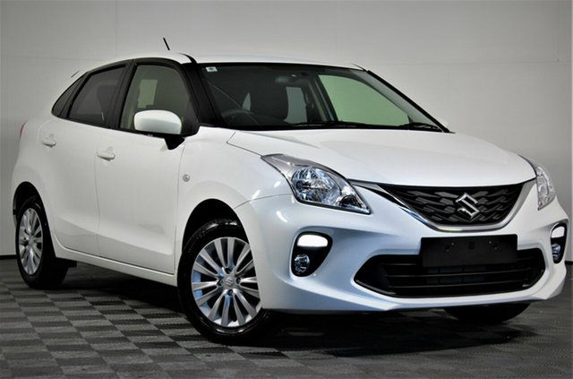 New Suzuki Baleno EW Series II GL, 2020 Suzuki Baleno EW Series II GL Arctic White 4 Speed Automatic Hatchback
