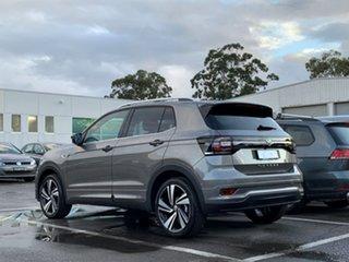 2020 Volkswagen T-Cross C1 MY20 85TSI DSG FWD Style Grey 7 Speed Sports Automatic Dual Clutch Wagon.
