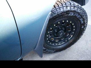 2014 Mazda BT-50 MY13 XTR (4x4) Gunmetal Blue 6 Speed Manual Freestyle Utility