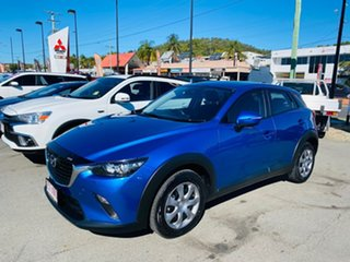 2017 Mazda CX-3 DK2W7A Neo SKYACTIV-Drive Blue 6 Speed Sports Automatic Wagon.