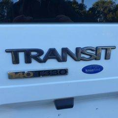 2008 Ford Transit VM Mid Roof MWB White 6 Speed Manual Van.