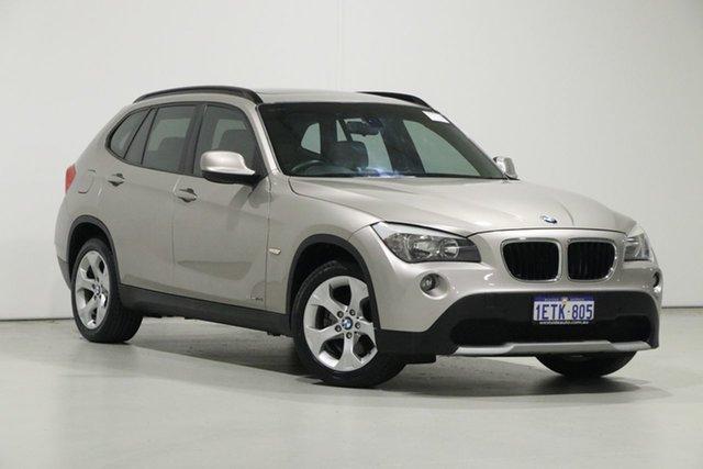 Demo BMW X1 E84 MY11 sDrive 18I, 2011 BMW X1 E84 MY11 sDrive 18I Silver 6 Speed Automatic Wagon