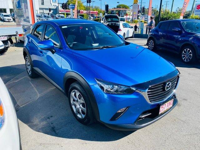 Used Mazda CX-3 DK2W7A Neo SKYACTIV-Drive, 2017 Mazda CX-3 DK2W7A Neo SKYACTIV-Drive Blue 6 Speed Sports Automatic Wagon