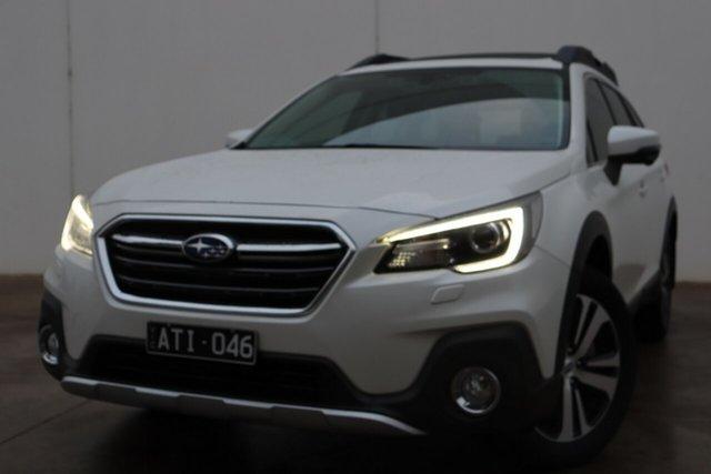 Used Subaru Outback B6A MY18 2.5i CVT AWD Premium, 2017 Subaru Outback B6A MY18 2.5i CVT AWD Premium White 7 Speed Constant Variable Wagon