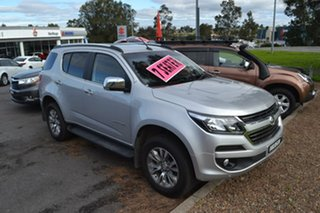 2019 Holden Trailblazer RG MY20 LTZ Silver 6 Speed Sports Automatic Wagon.