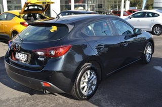 2015 Mazda 3 BM5478 Neo SKYACTIV-Drive Black 6 Speed Sports Automatic Hatchback