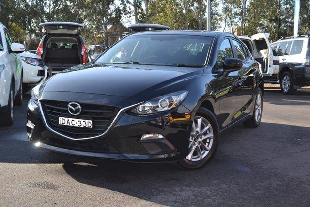 Used Mazda 3 BM5478 Neo SKYACTIV-Drive, 2015 Mazda 3 BM5478 Neo SKYACTIV-Drive Black 6 Speed Sports Automatic Hatchback