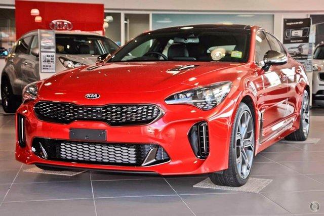 New Kia Stinger CK MY20 GT Fastback, 2019 Kia Stinger CK MY20 GT Fastback H4r 8 Speed Sports Automatic Sedan