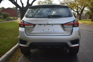 2019 Mitsubishi ASX XD MY20 ES 2WD ADAS Sterling Silver 1 Speed Constant Variable Wagon
