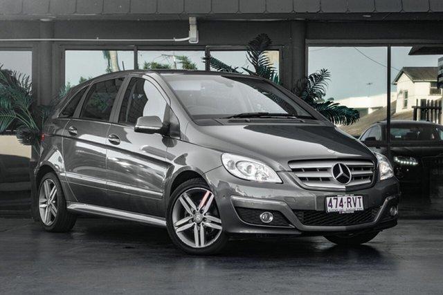 Used Mercedes-Benz B-Class W245 MY11 B180, 2011 Mercedes-Benz B-Class W245 MY11 B180 Grey 1 Speed Hatchback