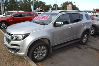2019 Holden Trailblazer RG MY20 LTZ Silver 6 Speed Sports Automatic Wagon