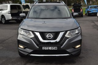 2017 Nissan X-Trail T32 Series II Ti X-tronic 4WD Grey 7 Speed Wagon.