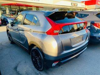2019 Mitsubishi Eclipse Cross YA MY19 Black Edition 2WD Titanium 8 Speed Wagon.