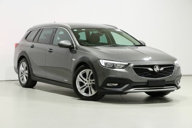 Demo Holden Calais ZB Tourer, 2018 Holden Calais ZB Tourer Cosmic Grey 9 Speed Automatic Sportswagon
