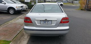 1999 Volvo S40 MY00 Silver 4 Speed Automatic Sedan