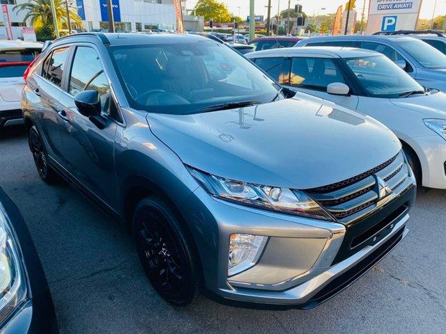 Used Mitsubishi Eclipse Cross YA MY19 Black Edition 2WD, 2019 Mitsubishi Eclipse Cross YA MY19 Black Edition 2WD Titanium 8 Speed Wagon