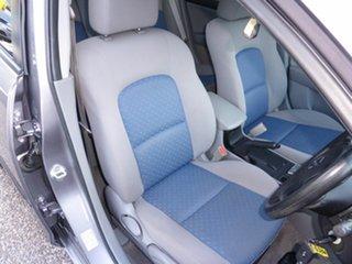 2005 Mazda 3 BK Maxx Grey 4 Speed Auto Activematic Sedan.