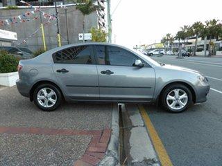 2005 Mazda 3 BK Maxx Grey 4 Speed Auto Activematic Sedan