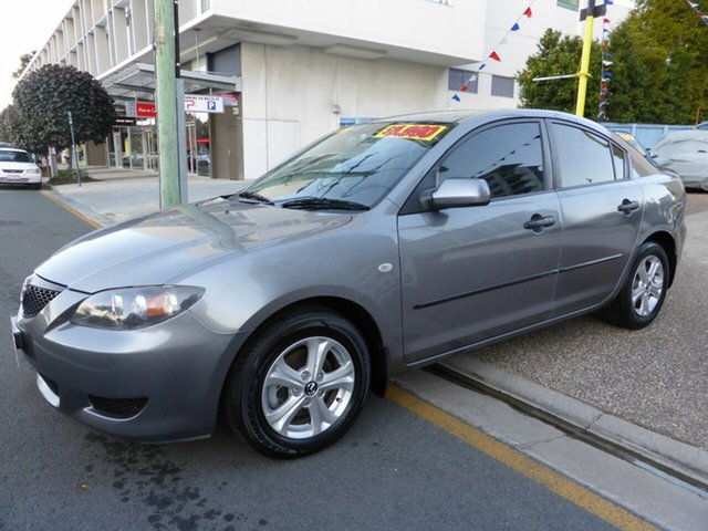 Used Mazda 3 BK Maxx, 2005 Mazda 3 BK Maxx Grey 4 Speed Auto Activematic Sedan