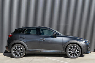 2020 Mazda CX-3 DK4W7A Akari SKYACTIV-Drive i-ACTIV AWD Machine Grey 6 Speed Sports Automatic Wagon