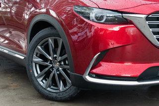 2020 Mazda CX-9 TC Azami SKYACTIV-Drive Soul Red Crystal 6 Speed Sports Automatic Wagon.