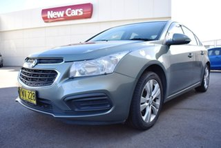 2015 Holden Cruze JH Series II MY16 Equipe Grey 6 Speed Sports Automatic Sedan.