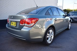 2015 Holden Cruze JH Series II MY16 Equipe Grey 6 Speed Sports Automatic Sedan