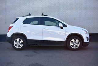 2016 Holden Trax TJ MY16 LS White 6 Speed Automatic Wagon