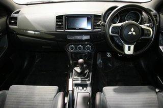 2015 Mitsubishi Lancer CJ MY15 Evolution Final Edition Red 5 Speed Manual Sedan