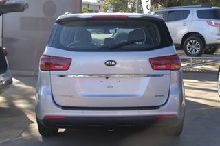 2018 Kia Carnival YP MY19 S Silver 8 Speed Sports Automatic Wagon