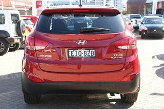 2013 Hyundai ix35 LM Series II Highlander (AWD) Red 6 Speed Automatic Wagon