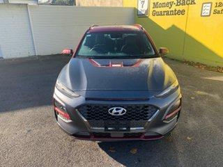 2019 Hyundai Kona OS.2 MY19 Iron Man Edition D-CT AWD Iron Man two-tone 7 Speed.