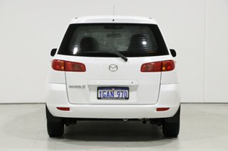2002 Mazda 2 DY Neo White 5 Speed Manual Hatchback