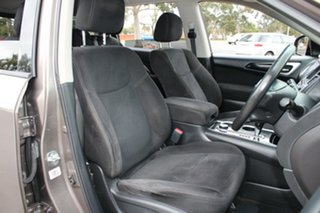 2013 Nissan Pathfinder R52 ST (4x4) Brown Continuous Variable Wagon