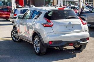 2016 Nissan Juke F15 Series 2 Ti-S 2WD White 6 Speed Manual Hatchback.