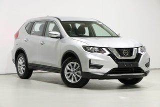 2020 Nissan X-Trail T32 Series 2 ST 7 Seat (2WD) (5Yr) Silver Continuous Variable Wagon.