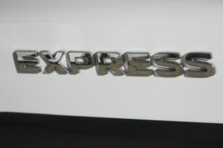 2020 Mitsubishi Express SN MY21 GLX SWB DCT White 6 Speed Sports Automatic Dual Clutch Van