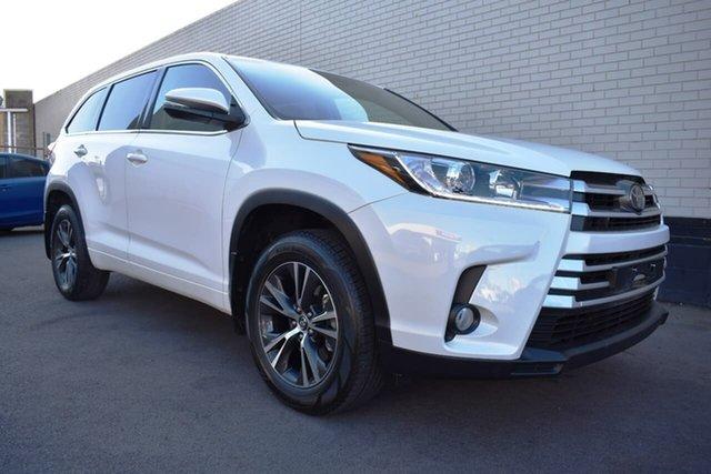 Used Toyota Kluger GSU50R GX 2WD, 2018 Toyota Kluger GSU50R GX 2WD White 8 Speed Sports Automatic Wagon