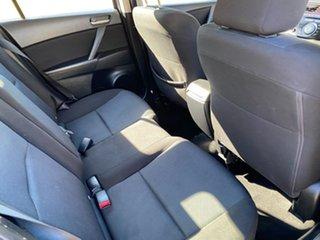 2009 Mazda 3 BK10F2 MY08 Maxx Sport Blue 4 Speed Sports Automatic Sedan